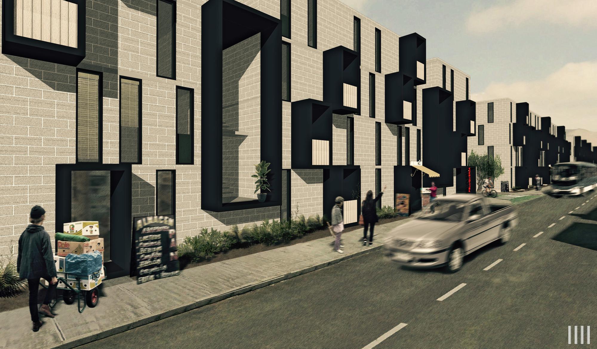 Primer lugar profesional en nuevo plan maestro urbano for Programas de arquitectura y diseno