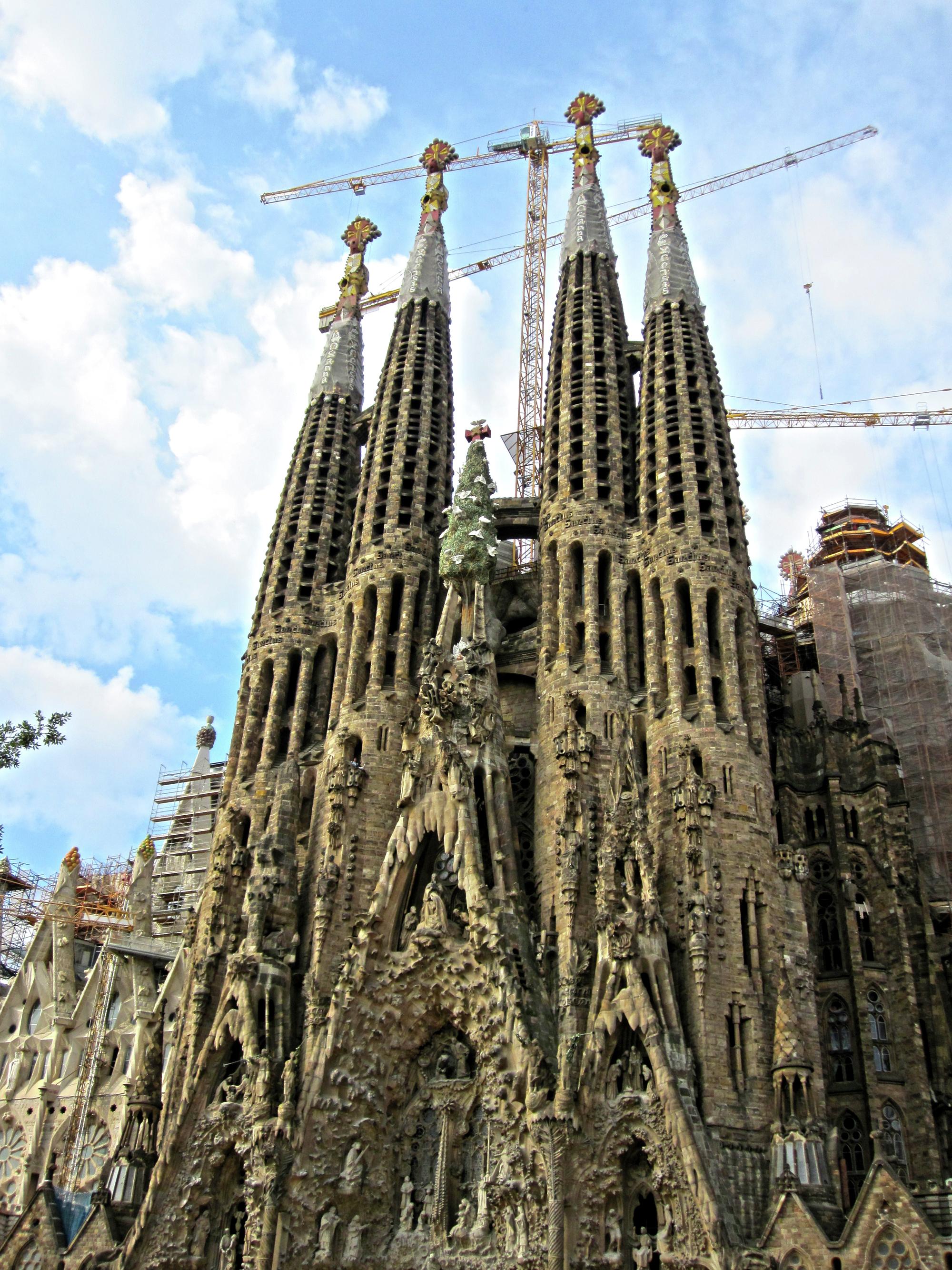 La Sagrada Familia Ser 225 La Iglesia M 225 S Alta De Europa En