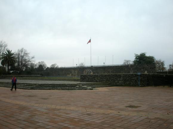 Parque Monumental Bernardo O'Higgins, en Chillán Viejo. © Consejo de Monumentos Nacionales