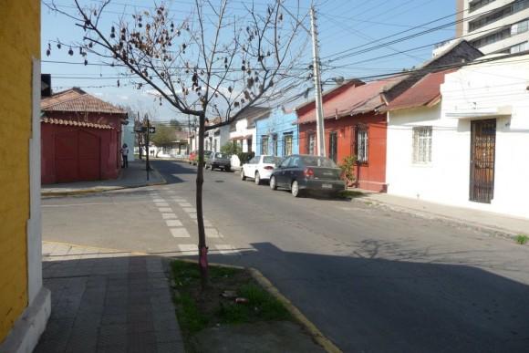 Población de Suboficiales de Caballería de Ñunoa. © Bello Barrio, vía Facebook.