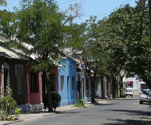 Población de Suboficiales de Caballería de Ñuñoa. © Bello Barrio, vía Facebook.