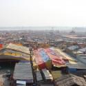 Urbanismo efímero en la India, a raíz de celebraciones religiosas locales. Image Cortesía de Felipe Vera