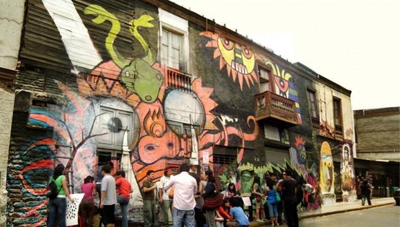 Centro Cultural El Averno (2012). Image Cortesía de Ivan Ortiz