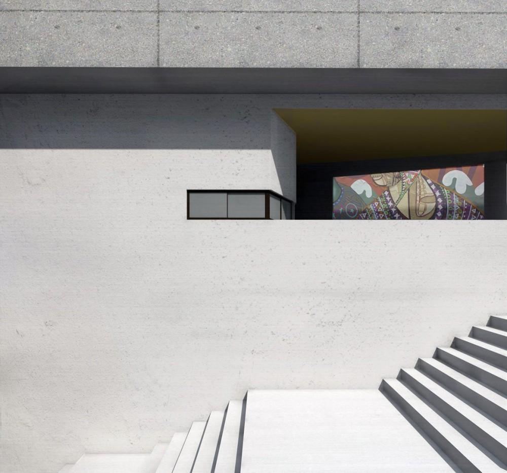 Vista Calle interior. Image Cortesía de Ivan Ortiz