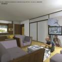Vista Residencia para Artistas. Image Cortesía de Ivan Ortiz