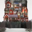 Suécia / Norrland. Imagem Cortesia de Anastasia Savinova