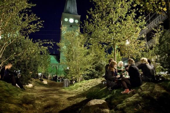 The Forest / Schønherr. Image © Martin Dam Kristensen for Aarhus Festival