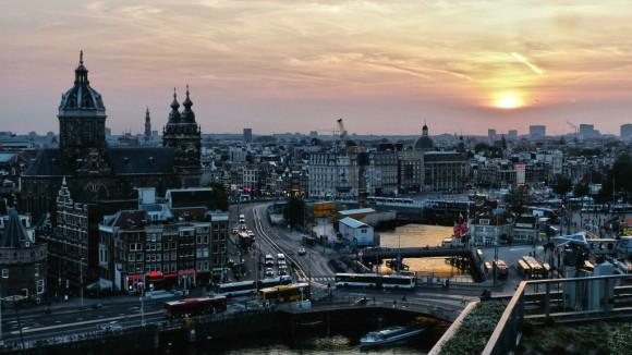 Amsterdam, Países Bajos. © Miradortigre, vía Flickr.