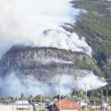 incendio cerro divisadero coyhaique