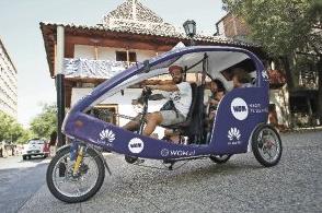 triciclos centro santiago