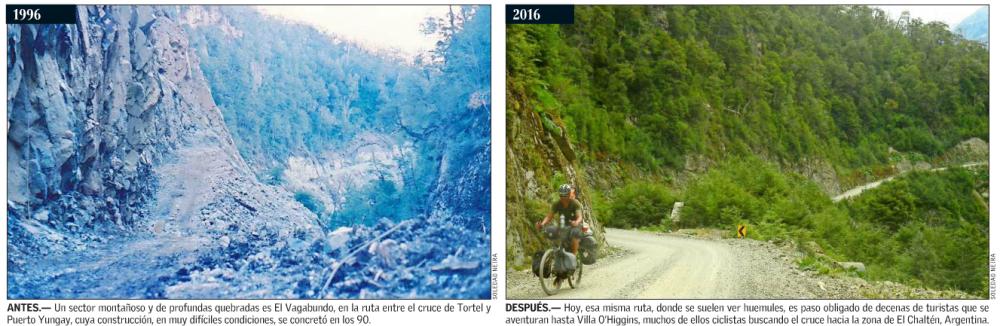 carretera austral 1996 2016