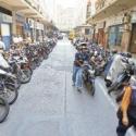 estacionamientos bicicletas motos