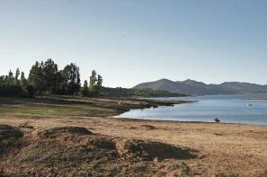 lago colbun region maule