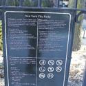 reglas parques urbanos