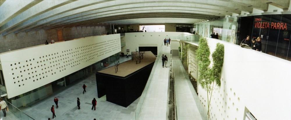 Centro Cultural La Moneda. © loestamosgrabando, vía Flickr.