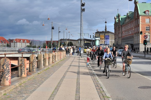 Copenhague, Dinamarca. © pedrik, vía Flickr.