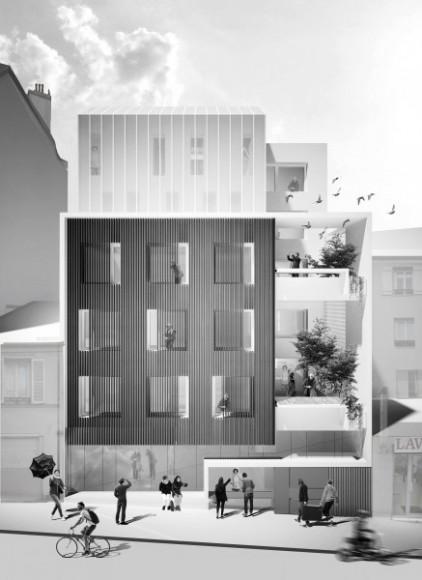 © VSA – Vincent Saulier Architecte