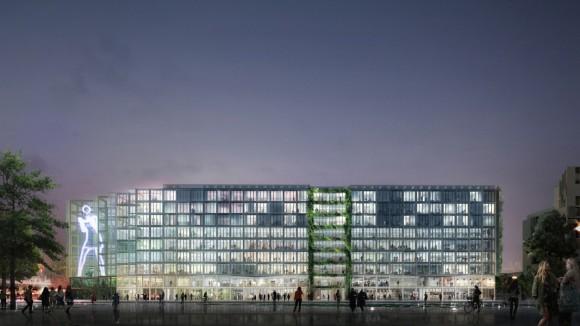 © PCA – Philippe Chiambaretta Architecte