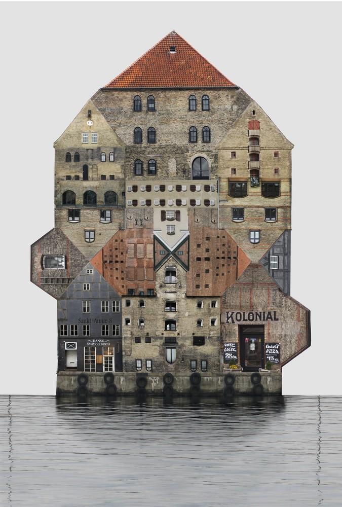 Dinamarca / Copenhague. Imagen Cortesía de Anastasia Savinova