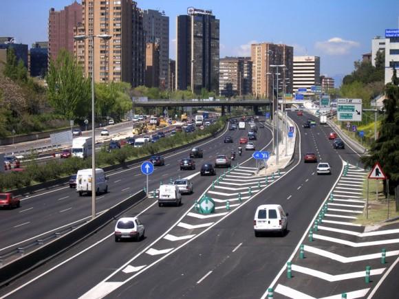 M30, Madrid (imagen de referencia). © Oscar García, vía Flickr.