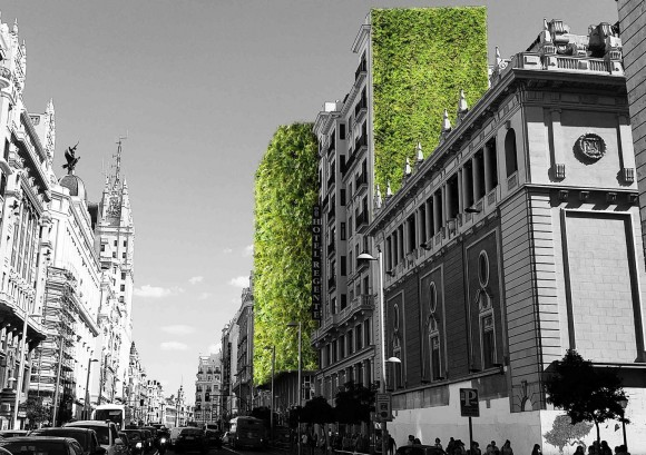 """Madrid + Natural"". © Arup"