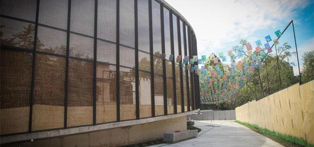 Museo Violeta Parra. © Consejo Nacional de la cultura y las Artes