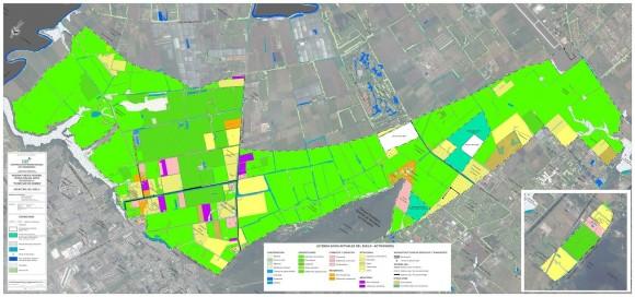 Uso actual de la Reserva van der Hammen. Image vía Skyscrapercity