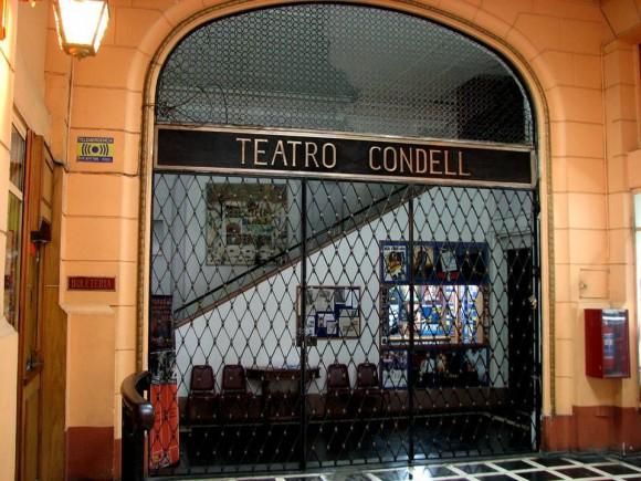 Imagen vía Teatro Condell Valparaíso en Facebook