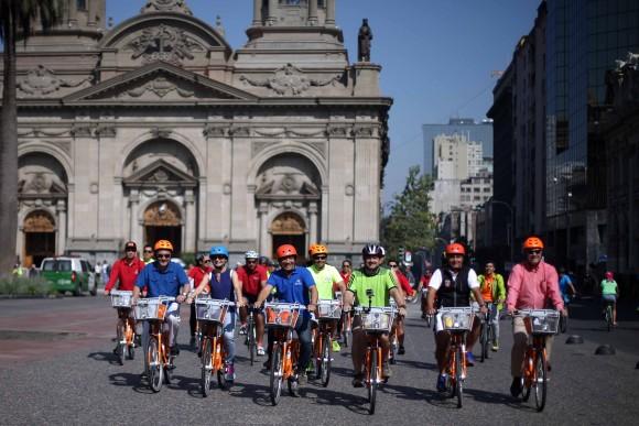bikesantiago bicicletas publicas 14 comunas 3
