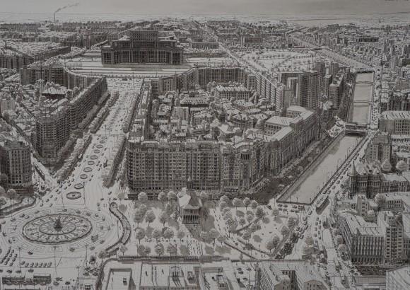 Bucarest, Rumania. Imagen © Stefan Bleekrode