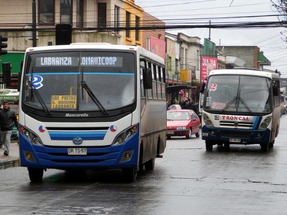Temuco. © JC_B10, vía Flickr.