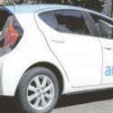 sistema de arriendo de autos carpooling
