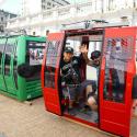 presentacion nuevas cabinas teleferico parque metropolitano