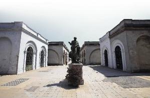 cementerio catolico de santiago en recoleta