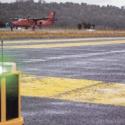 aerodromo pampa guanaco en tierra del fuego