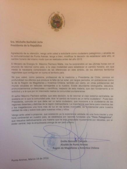 Fuente: Ilustre Municipalidad de Punta Arenas (vía Facebook).