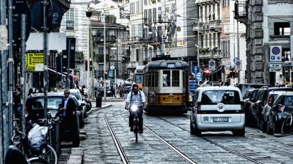Milán, Italia. © Mariano Mantel, vía Flickr.