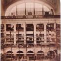 """Construcción de la Casa Matriz, 1925. Fuente: Libro """"Banco de Chile, patrimonio de todos los chilenos""""."""