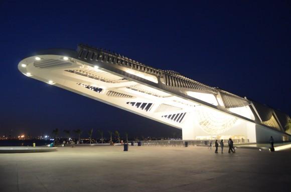 Museu do Amanha Plataforma Urbana