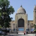 Basílica de Lourdes, Barrio Yungay. Cortesía Espacios Revelados.