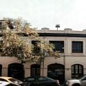 Fábrica Caffarena, Barrio Yungay. Cortesía Espacios Revelados.