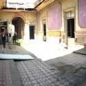 Casa Raúl Sauma, Barrio Yungay. Cortesía Espacios Revelados.