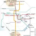 extension lineas 2 y 3 metro de santiago