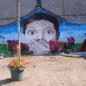 Mural de Fiori y Seek en Iquique