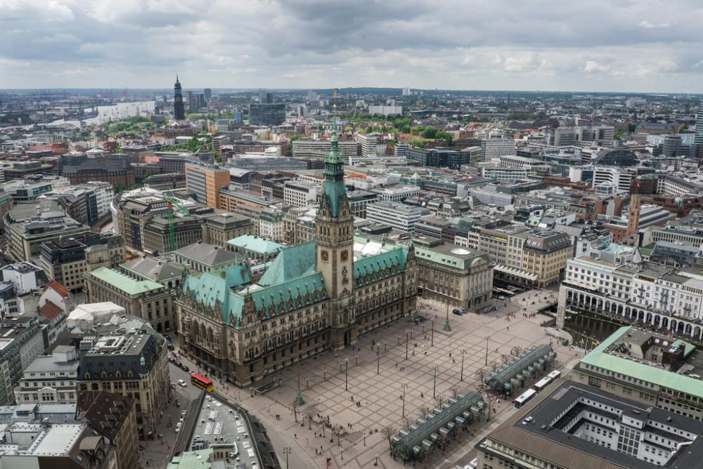 Hamburgo, Alemania. ©