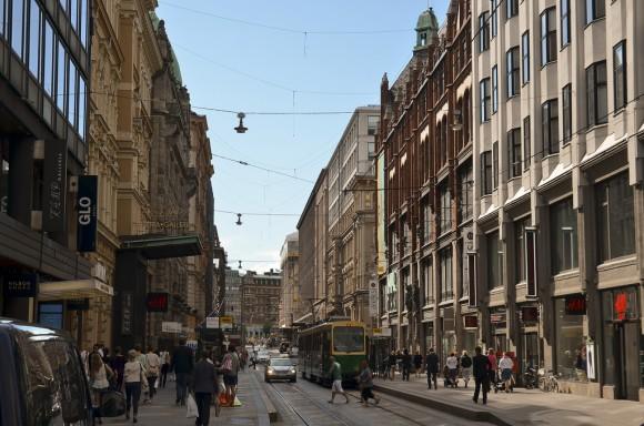 Helsinki, Finlandia. © antiapathy, vía Flickr.