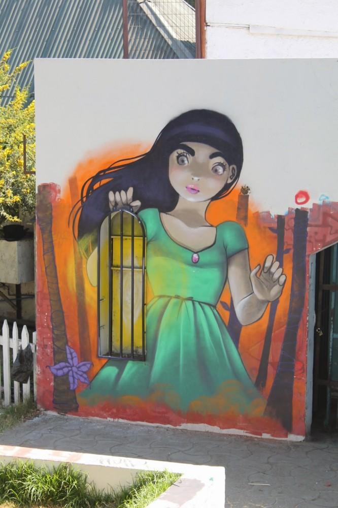 Mural de Luna Lee