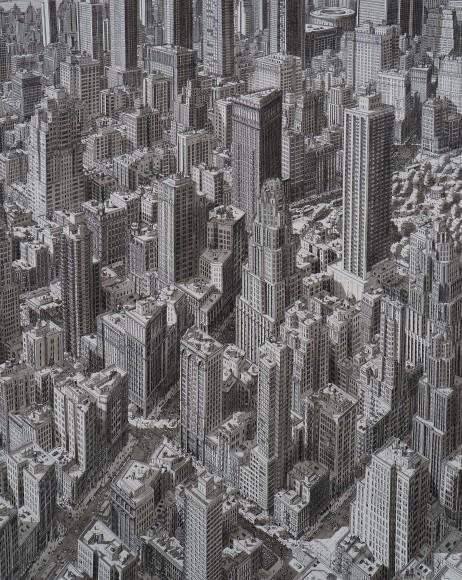 Manhattan, Nueva York. Imagen © Stefan Bleekrode