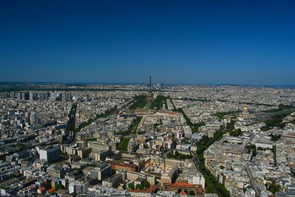 París, Francia. © Vainsang, vía Flickr.