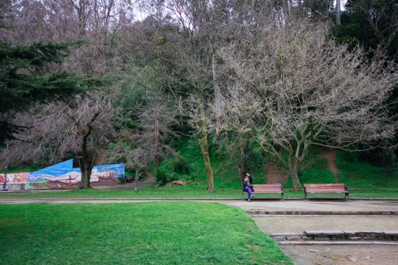 Parque Ecuador, Concepción. © Plataforma Urbana
